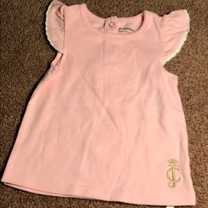 Juicy couture 12 m top